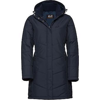 जैक Wolfskin महिला/देवियों Svalbard हल्के अछूता जैकेट कोट