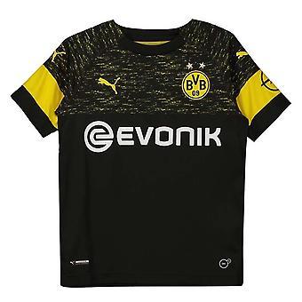 2018-2019 Borussia Dortmund auswärts Puma Shirt (Kinder)