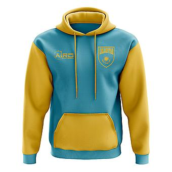 Kazakhstan Concept Country Football Hoody (Sky)