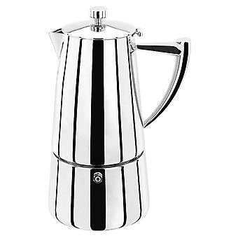 Stellar Art Deco, 10 Cup Espresso Maker, 600ml