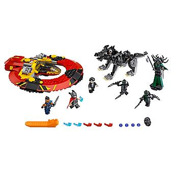 LEGO 76084 le final battle for Asgard