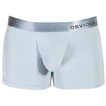 Obviously PrimeMan AnatoMAX Boxer Brief 3inch Leg - Ice Silver