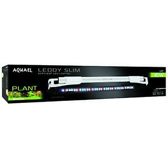 Aquael Pantalla Leddy Slim Plant 8000 K 10 W (Fish , Lighting , LED)