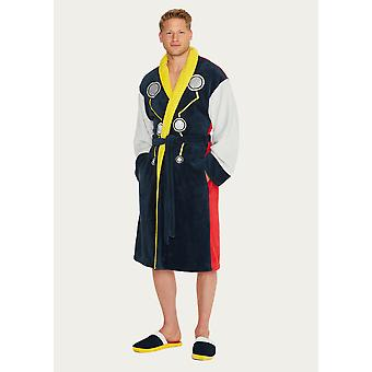 Official Marvel Thor Outfit Dressing Gown / Bathrobe
