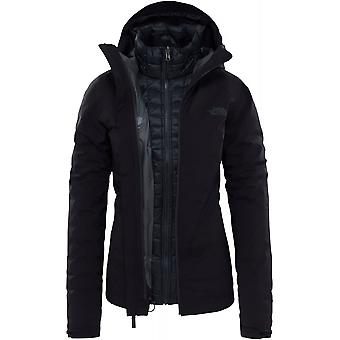 North Face Women's Thermoball Triclimate Jacket - TNF Black