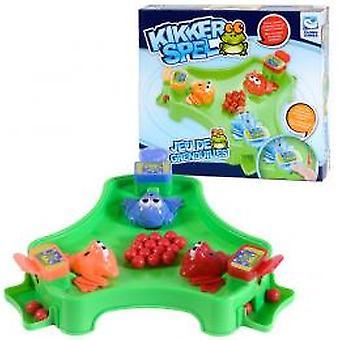 Clown-Frosch-Spiel