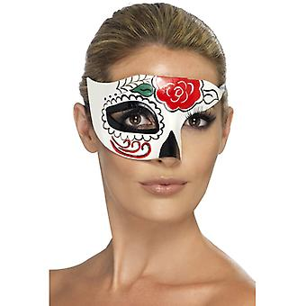 Day of the dead helped eye mask