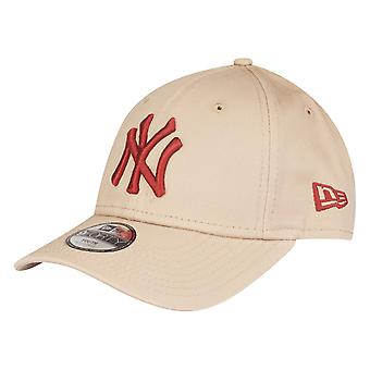 New Era 9Forty Kinder Cap - New York Yankees beige