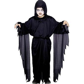 Screamer Ghost Robe, GIRLS Large Age 10-12