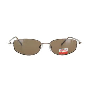 s.Oliver sunglasses 3993 C3 brown mat