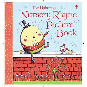 Nursery Rhyme Picture Book by Rosalinde Bonnet - 9780746098363 Book