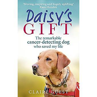 Regalo de Margarita - el notable perro de detección de cáncer que salvó mi vida b