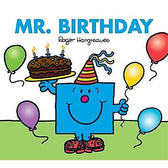 Mr. Birthday - 9781405290258 Book