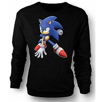 Barna Sweatshirt Sonic The Hedgehog - spiller