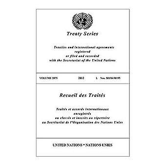 Recueil des traités 2875 de Publications des Nations Unies - livre 9789219008663