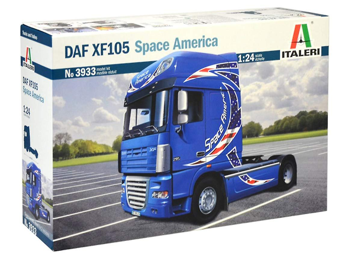 Italeri DAF XF105 Space Amérique