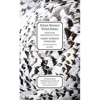 Quando le donne erano uccelli: Cinquantaquattro variazioni sulla voce