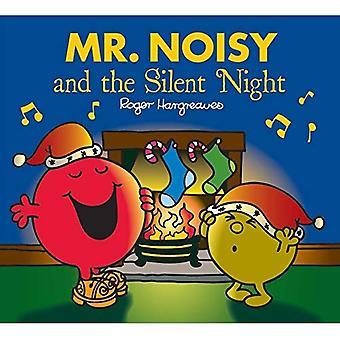 M. hommes: M. bruyant et le Silent Night (Mr. Men & Little Miss célébrations)