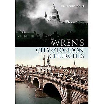 Der Londoner Wren Kirchen