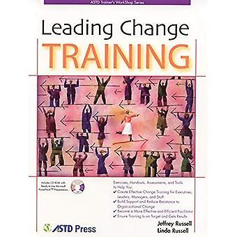 Leader Change Training (ASTD Trainer's Workshop)