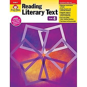 Reading Literary Text, Common Core Lessons, Grade 4