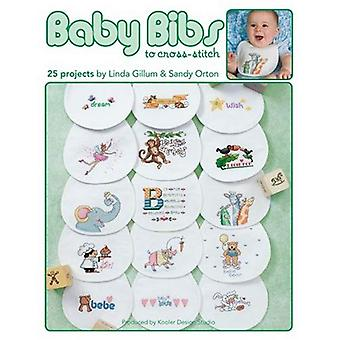 Baby Bibs to Cross Stitch (Leisure Arts #4028)