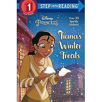 Tiana's Winter Treats (Disney Princess) (Step Into Reading)