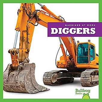 Diggers (Machines at Work)