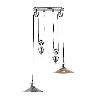 Victoria Indoor plafond hanger - Endon 69840