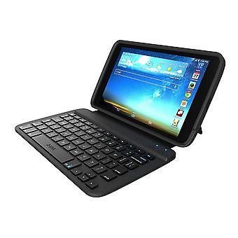 ZAGG Keys Folio Case With Bluetooth Keyboard for LG GPAD 8.3 - Black
