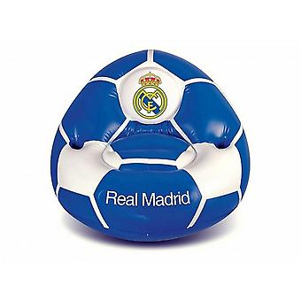 Real Madrid CF Official Football Inflatable Chair