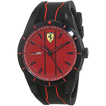 Scuderia Ferrari Quartz Analog Man Silicone wrist watch 830540