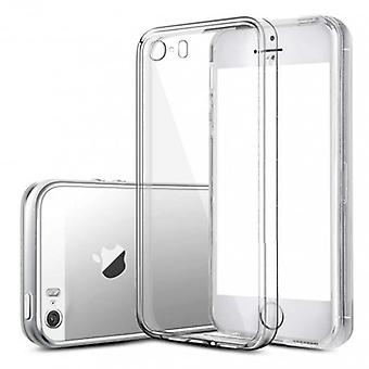 Silicone shell Transparent Apple Iphone 5, 5s, 5se
