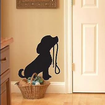 Puppy Dog avec Wall Sticker plomb