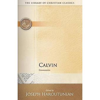 Comentários de Calvin por Haroutunian & Joseph