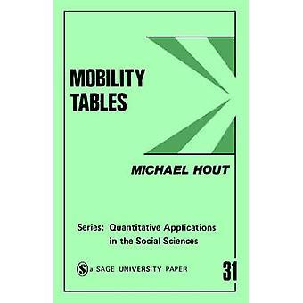 Rörlighet tabellerna genom Hout & Michael