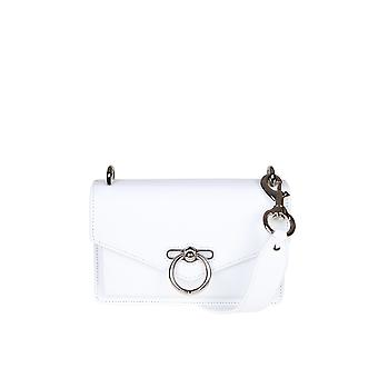 Rebecca Minkoff White Leather Shoulder Bag