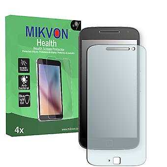 Lenovo Moto G4 Plus Screen Protector - Mikvon Health (Retail Package with accessories)