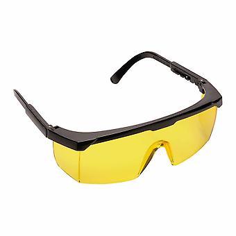 sUw - Classic Safety Eye Screen Amber Regular
