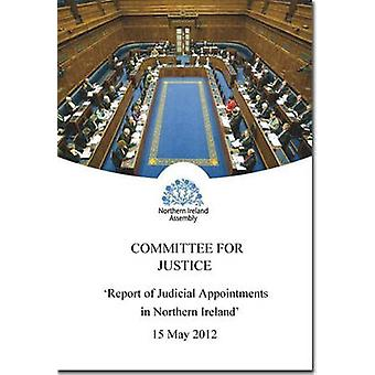 Review of Judicial Appointments in Northern Ireland - Together with th