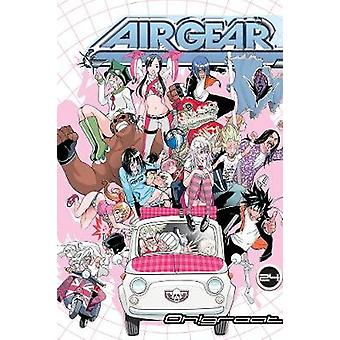 Air Gear 24 by Oh!great - 9781612620299 Book