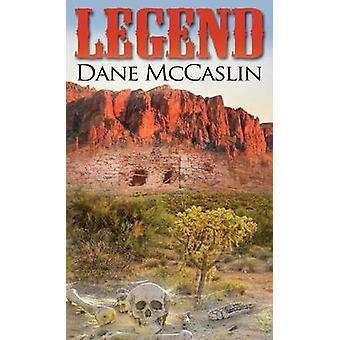 Legend by Dane McCaslin - 9781786150868 Book