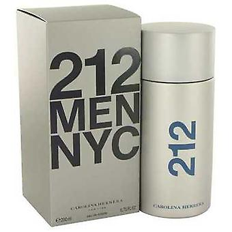 212 door Carolina Herrera Eau de Toilette Spray 6,8 oz (mannen) V728-513263