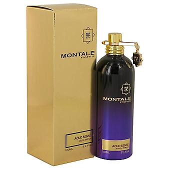 Montale Aoud sens Eau De Parfum Spray (Unisex) par Montale