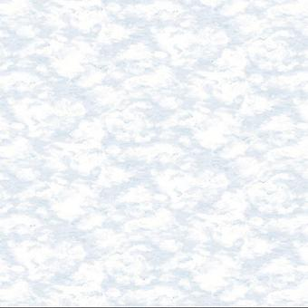 Sky Blue White Clouds Wallpaper Watercolour Effect Paste Wall Holden Decor Kumo
