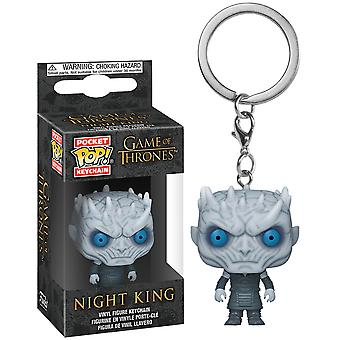 Game of Thrones Night King Pocket Pop! Keychain