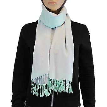 Scarf/shawl/Shawl 100% Pashmina Green