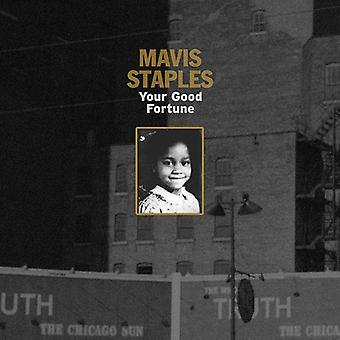 Mavis Staples - Your Good Fortune [CD] USA import
