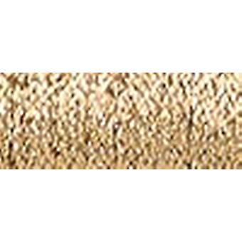 Kreinik Fine Metallic Braid #8 10 Meter 11 Yards Jahrgang Gold F 002V