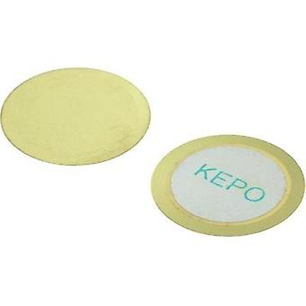 KEPO FT-15T-4.0A1-K885 piezo element 4 ± 0.5 kHz 15 mm